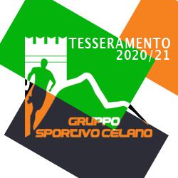 TESSERAMENTO 2020/21